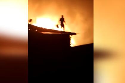 Отец Хабиба Нурмагомедова рассказал о тушении пожара в дагестанском селе Перейти в Мою Ленту