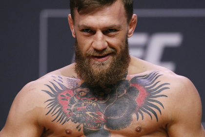 Глава UFC забраковал бой Макгрегора
