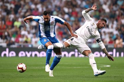 Футболист забил самый быстрый гол чемпионата Испании