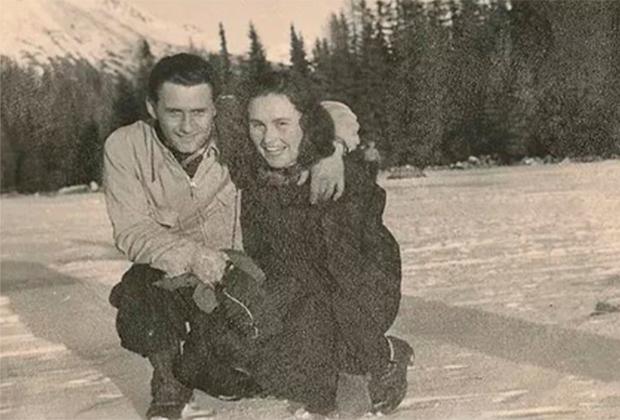 Гита и Людвиг Соколовы