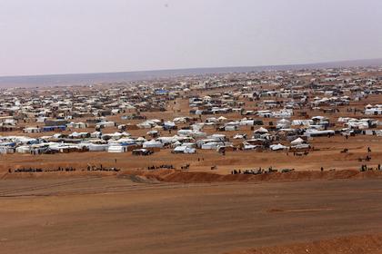 США отказались пропустить колонну для помощи беженцам в Сирии