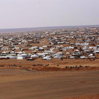 Лагерь Рукбан