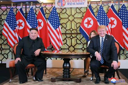 Названа возможная причина досрочного завершения саммита США и Северной Кореи