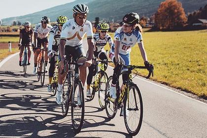 Австрийский велогонщик признался в использовании кровяного допинга