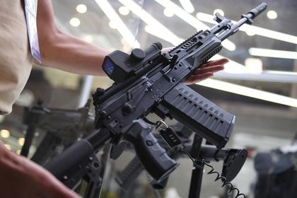 Индия начала делать автоматы Калашникова вместо своих винтовок