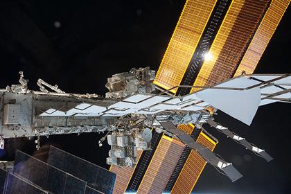 На МКС сработал сигнал тревоги из-за корабля SpaceX