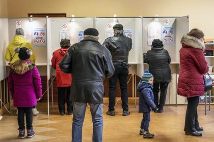 Парламентские выборы в Эстонии выиграла оппозиция