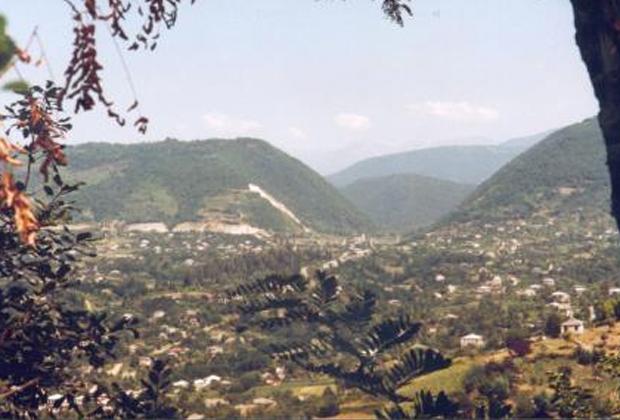 Село Шрома