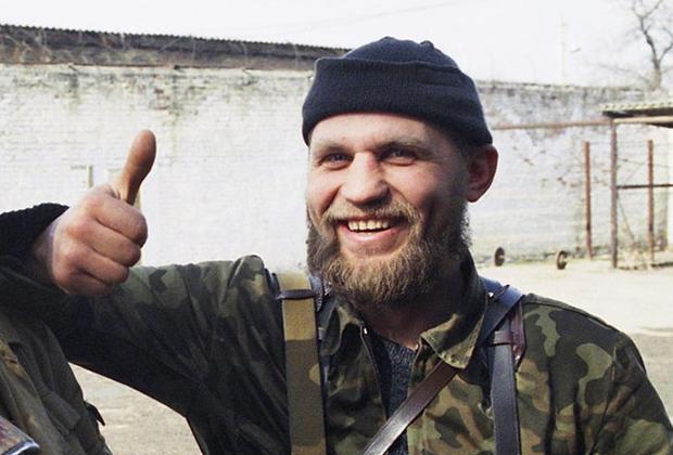 Александр Музычко (Сашко Билый)