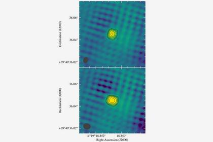 Раскрыта природа таинственных сигналов из космоса