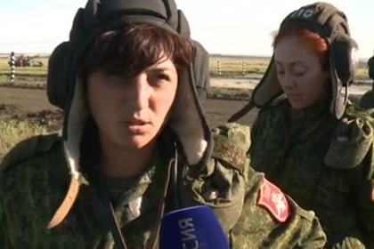 В ДНР отреклись от оказавшейся на Украине командира женского танкового экипажа