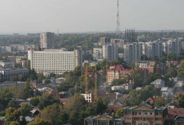 Вид Ульяновска