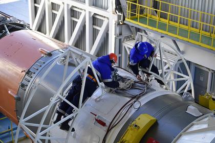 Россия отвергла сверхтяжелую ракету «Роскосмоса»