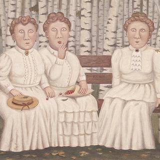 Владимир Любаров «Три сестры»