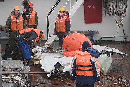 В катастрофе Ту-154 над Черным морем обвинили заправщиков самолета