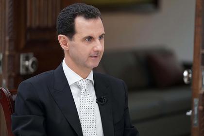 Приезд Асада оказался тайной для МИД Ирана