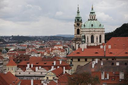 Члена российской делегации отказались пускать в Чехию