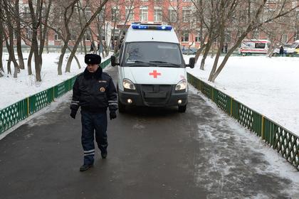 Школьник наКубани открыл стрельбу поодноклассникам