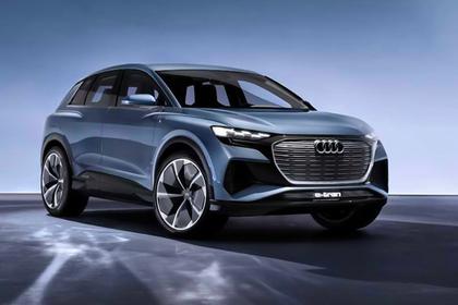 Audi представил новый электромобиль