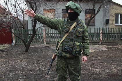 Раскрыты детали быта воюющих в Донбассе россиян