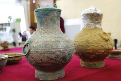 В Китае нашли древний сосуд с «эликсиром бессмертия»