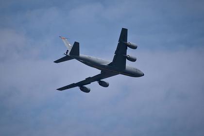 Самолет-разведчик США дважды за два дня облетел границы России