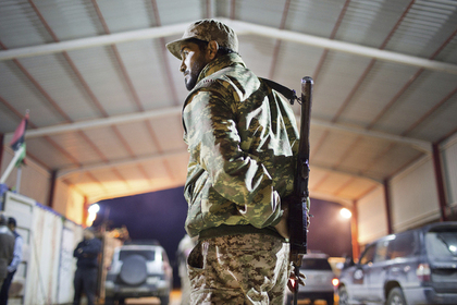 МИД отреагировал на данные о российских наемниках в Ливии