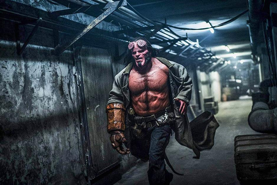 «Хеллбой» (Hellboy), режиссер — Нил Маршалл