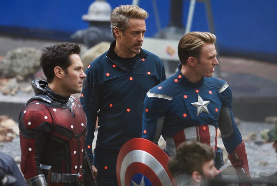 «Мстители: Финал» (Avengers: Endgame), режиссеры — Энтони Руссо и Джо Руссо