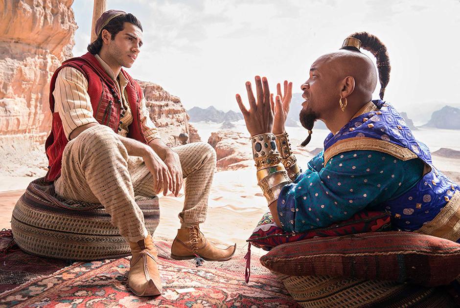 «Аладдин» (Aladdin), режиссер — Гай Ричи