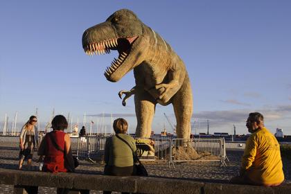 Назван настоящий убийца динозавров