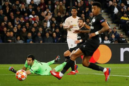 Пенальти на последних секундах лишил ПСЖ четвертьфинала Лиги чемпионов