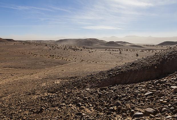 Виды Марокко иногда напоминают картину «Апофеоз войны» Верещагина.