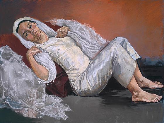 Паула Регу «Невеста», 1994 г.