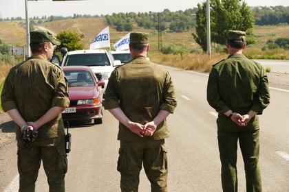 В Донбассе началось «весеннее перемирие»