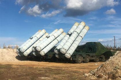 Турция анонсировала развертывание С-400