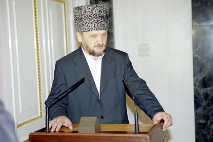 Из биографии Ахмата Кадырова убрали объявленный России джихад