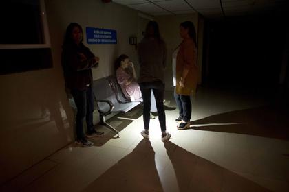 Названа причина отключения электричества в Венесуэле