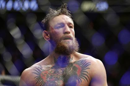 Макгрегора послали в церковь за нападение на автобус с бойцами UFC