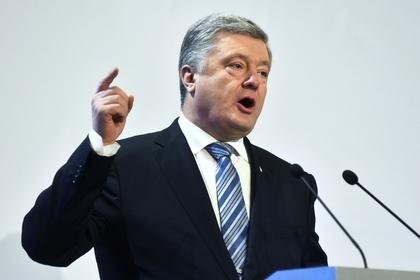 Порошенко объявил о конце «культурной оккупации» Украины