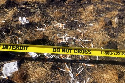 Пилот разбившегося в Африке «Боинга» перед крушением сообщил о проблемах
