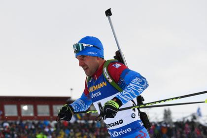 Российский биатлонист ушел на лишний штрафной круг и остался без шанса на медаль