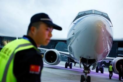 Китай решил временно запретить Boeing 737 MАХ