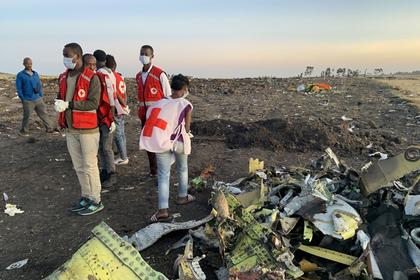 Найдены черные ящики рухнувшего в Африке самолета