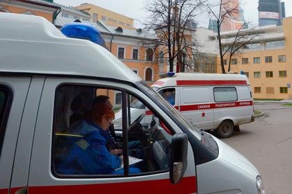 Стало известно о состоянии спасенной из московской квартиры девочки-маугли