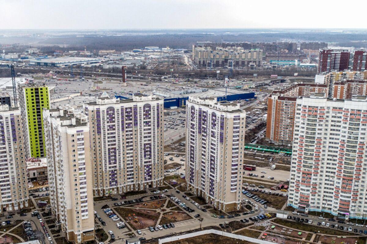 a37e97db3d04d В Москве подорожали новостройки: Квартира: Дом: Lenta.ru
