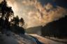 Один из центральных объектов Универсиады — фан-парк «Бобровый лог», в котором прошли соревнования по горнолыжному спорту в пяти дисциплинах: слалом, гигантский слалом, супер-гигант, горнолыжная комбинация и командные соревнования.  <br></br> Компания «Норникель» инвестировала в проект более миллиарда рублей, существенно обновив оборудование и построив несколько новых объектов, в том числе спортивно-тренировочный комплекс и вертолетную площадку для санавиации. <br></br> К слову, наличие современного сертифицированного горнолыжного комплекса в черте Красноярска сыграло ключевую роль при выборе столицы студенческих Игр.