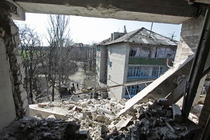 Подсчитаны погибшие в войне мирные жители Донбасса