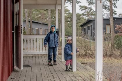 Швеция отказалась пускать в страну детей террористов из Сирии