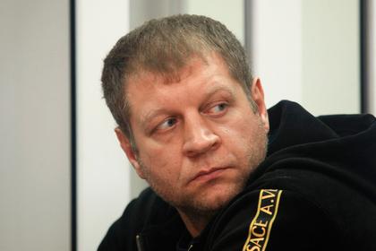 Александр Емельяненко отреагировал на призыв отправить его в Чечню